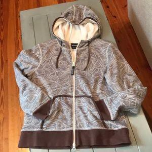 Altleta zip up hoodie